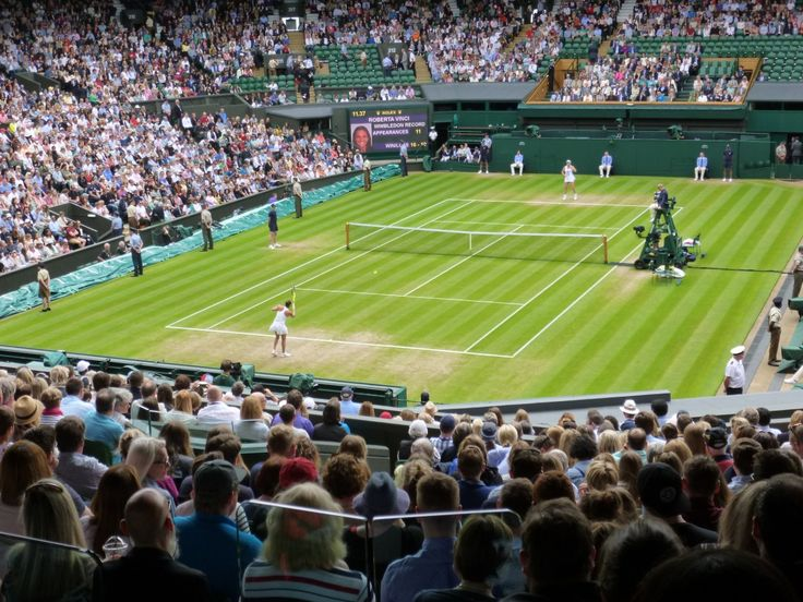5 surprising findings from a trip to Wimbledon Centre Court