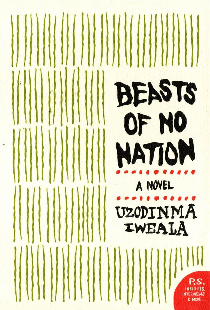 Originally published in 2004, then 23-year-old Uzodinma Iweala's debut novel – which began as the author's Harvard senior thesis under the direction of Jamaica Kincaid – reappears 11 years later in two additional incarnations: as an acclaimed film directed by Cory Fukunaga and this mesmerizing audio production narrated by Simon Manyonda.  http://smithsonianapa.org/bookdragon/beasts-of-no-nation-uzodinma-iweala-library-journal/