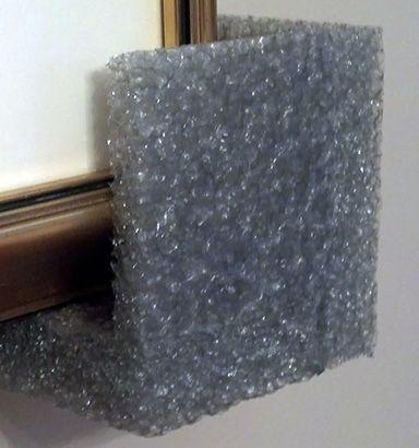 Foam Corner Protectors for Artwork