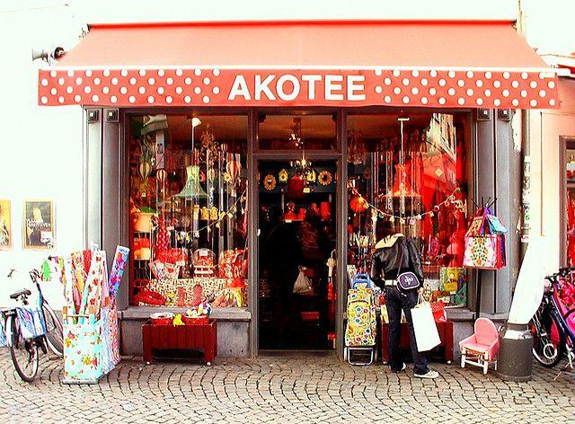 Cute Shopping in Antwerp