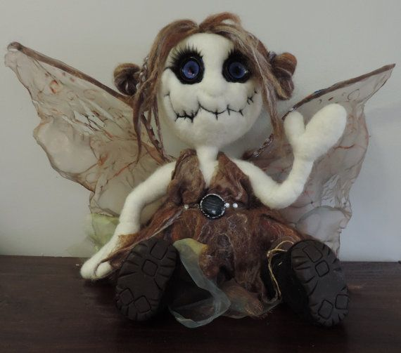 Hey, I found this really awesome Etsy listing at https://www.etsy.com/au/listing/502825133/karma-is-a-handmade-goth-ragdoll-fairy