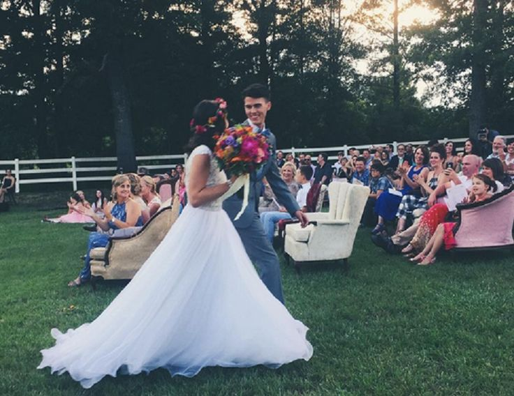 John Luke Robertson's Wedding, Duck Dynasty Instagram Photos ...