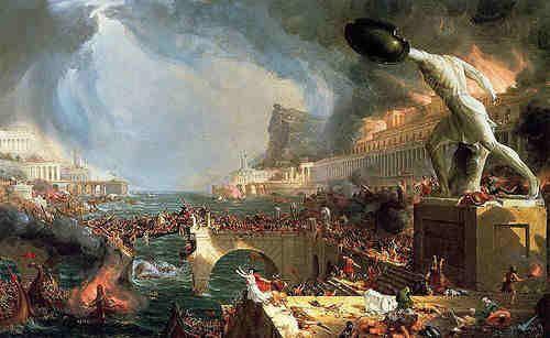 Destruction of Rome | Are we close?