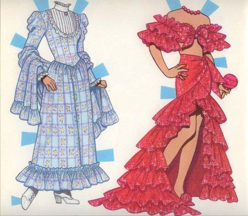 MISS AMERICA 1990 {} CLOTHES page #5