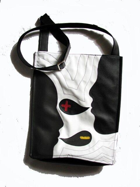 Handmade. leather bag