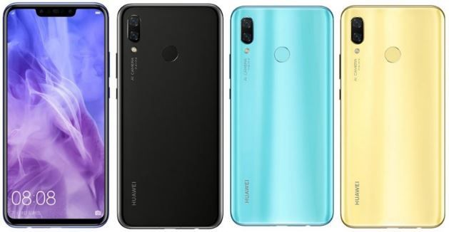 Huawei Nova 3i User Guide Manual Tips Tricks Download User Guide Huawei Manual