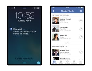 "#Facebook Launches Opt-In ""Nearby Friends"" Feature for #Android and #iOS"