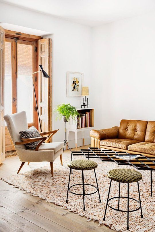 This Little Spanish Apartment is Full of Good Things | Apartment Therapy