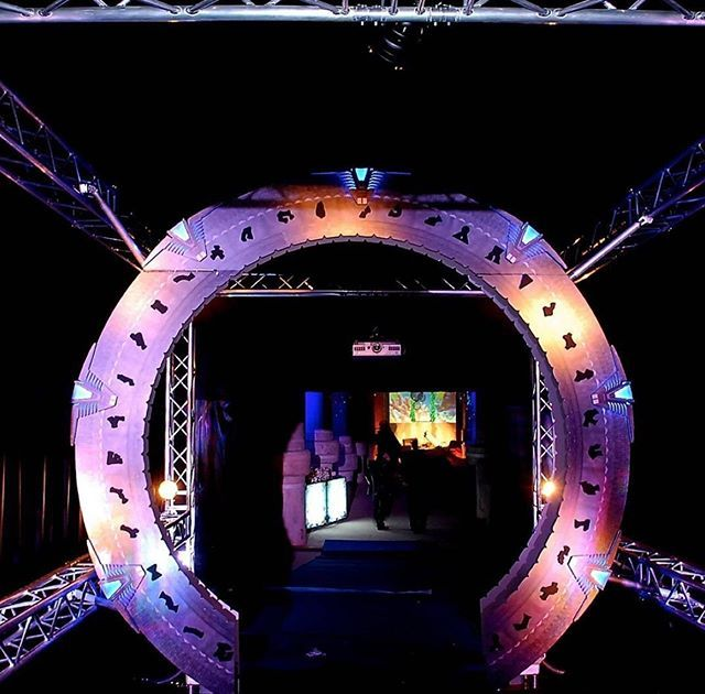 Atlantis Stargate Themed Events #aty #atyevents #specialevents #corporateevents #productlaunch #themeparty #themedecor #conceptparty #loungedecor #eventdecor #eventmanagement #eventplanner #eventideas #entertainment #galadinner #tradeshow #decor #decoration #stage #stagedecor #stageset #wedding #weddingdecor #luxurywedding #indianwedding #sound #light #truss #tabledecoration #spandex #eventprofsuk #eventprofs #meetingplanner #meetingplanner #meetingprofs #inspiration #popular #trending…