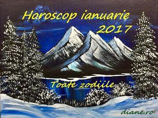 diane.ro: Horoscop ianuarie 2017 - Toate zodiile