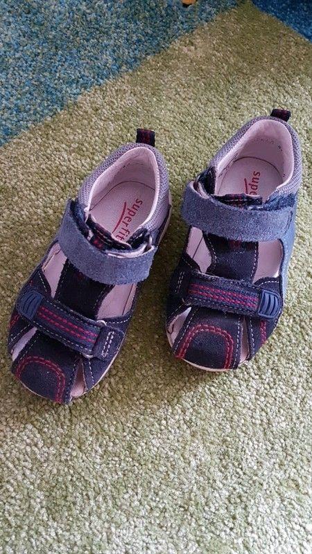 Superfit Sandalen Größe 22