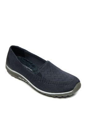 Skechers Women's Relaxed Fit Willows Slip On - Navy - 7.5M