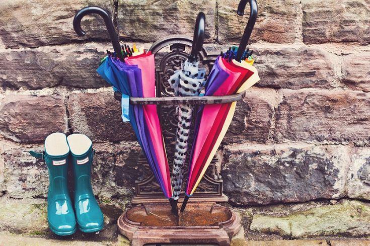Keine Angst vor schlechtem Wetter! Tipps für eine tolle Hochzeit im Regen   Hochzeitsblog - The Little Wedding Corner