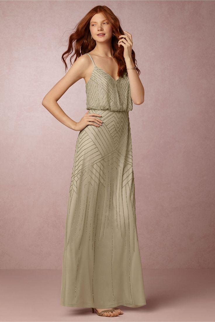 BHLDN Sophia Dress in  Bridesmaids Bridesmaid Dresses Long at BHLDN