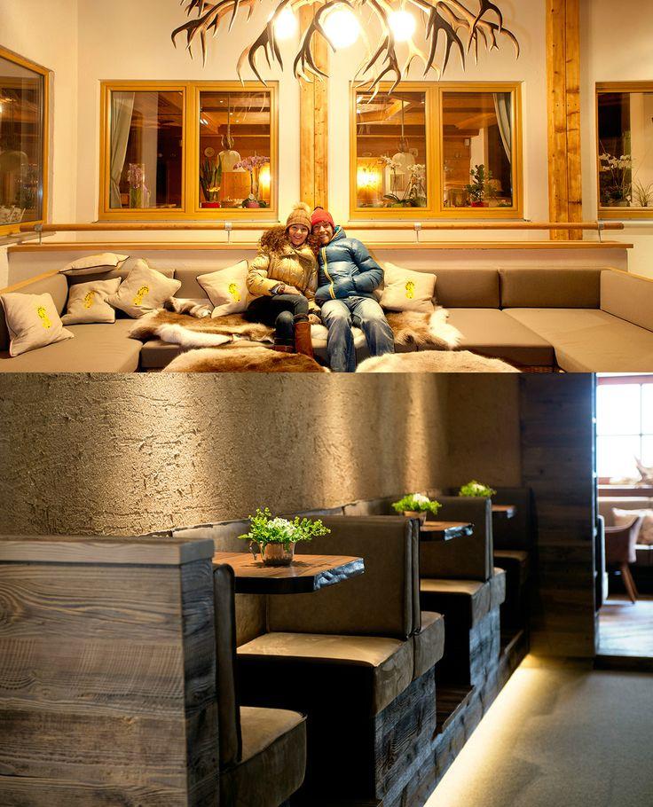 Hotel Eder| Designhotel | Maria Alm| Austria | http://lifestylehotels.net/en/hotel-eder | Restaurant | Lounge