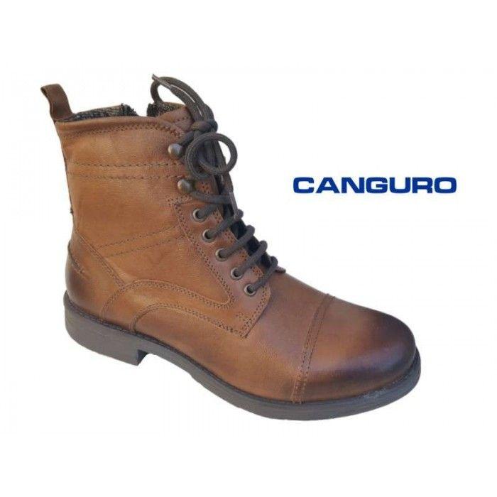 Canguro A026308 Ανδρικά μποτάκια