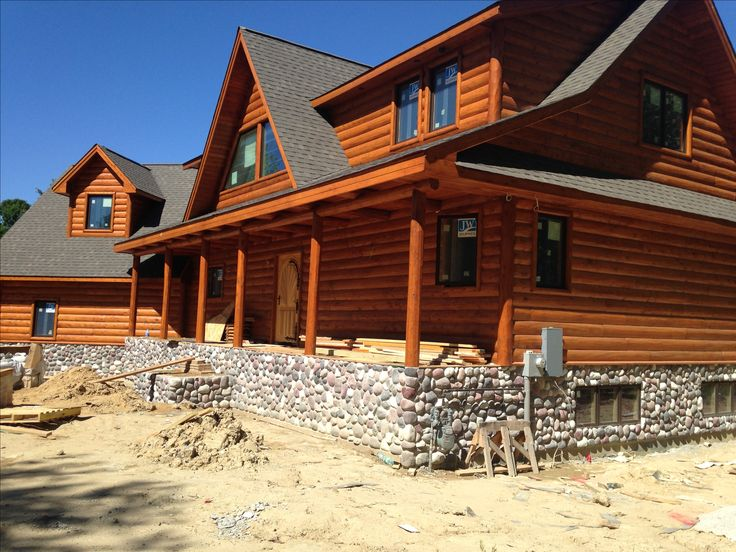 #log homes #log cabin #rustic #log siding