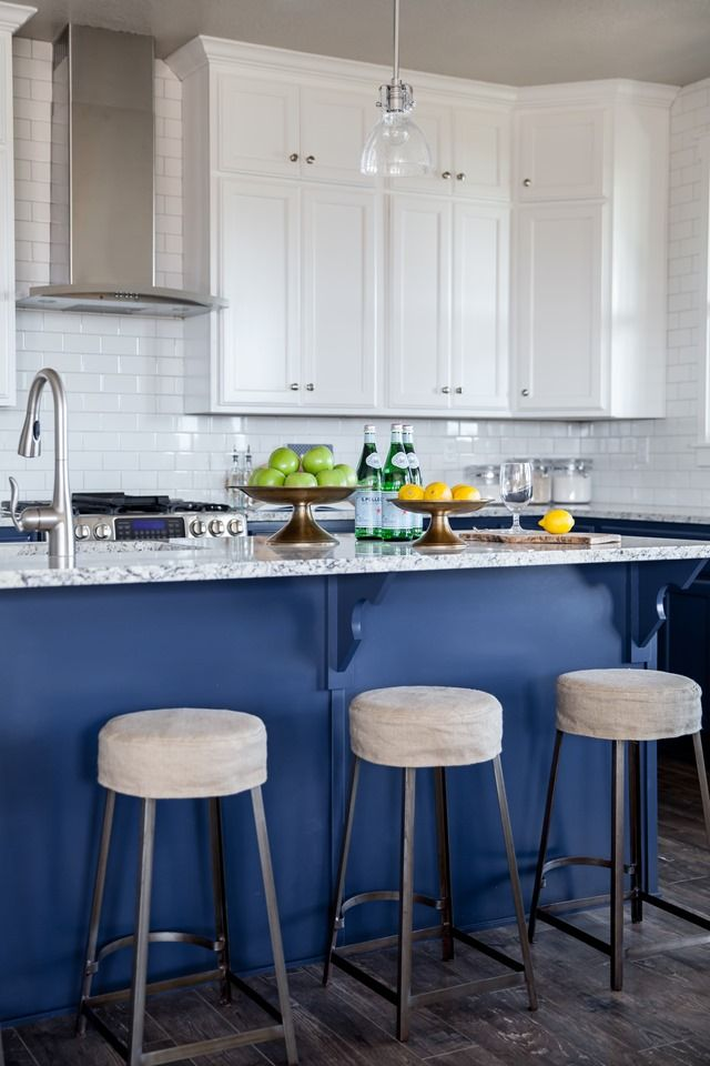 Five ways to add color to your kitchen--without a costly overhaul.