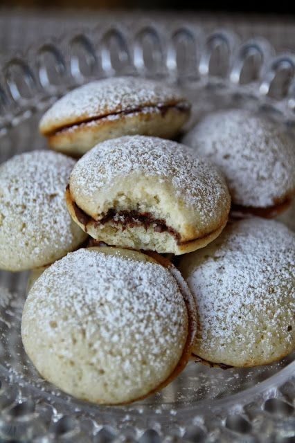 That's Amore!: Whoopies alla Nocciolata