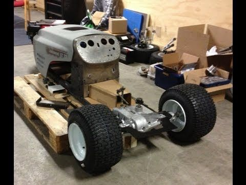 Racing Lawn Mower Plans Pole Shed Prices