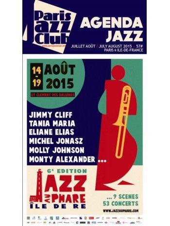 PARIS JAZZ CLUB, le réseau des lieux de jazz de Paris et Ile-de-France