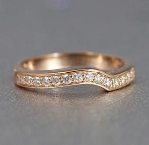 Custom Wedding Rings   Design Your Own Wedding Bands   CustomMade.com  this has the $1000 fingerprint ring for men