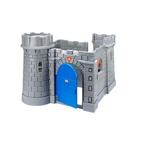 Jucarii de exterior :: Casute si spatii de joaca :: Casute pentru copii :: Castel realistic Little Tikes