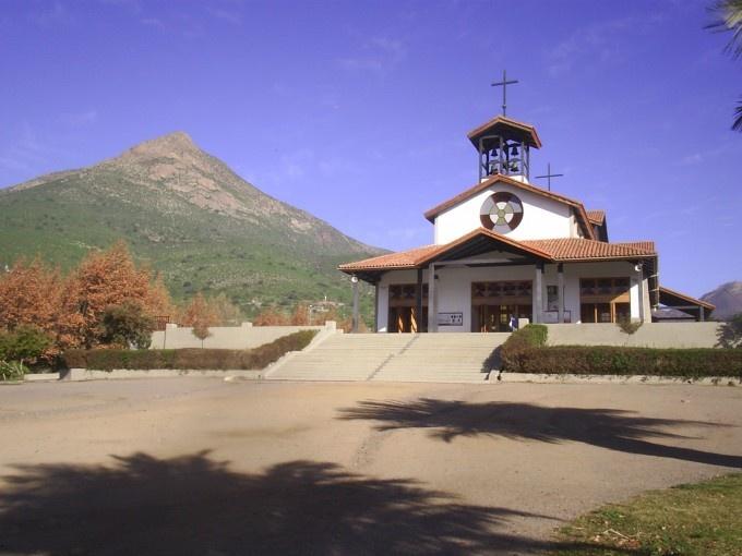 Santuario Santa Teresa de Los Andes