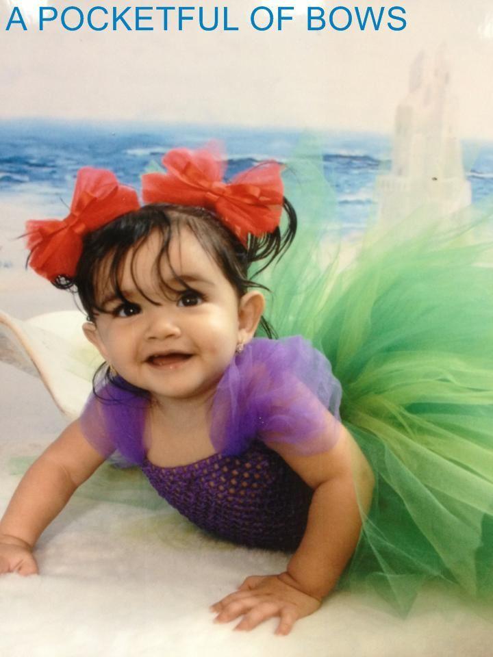 Little+Mermaid+Ariel+Tutu+Dress+Large+Tutu+by+APocketfulofBows,+$54.99