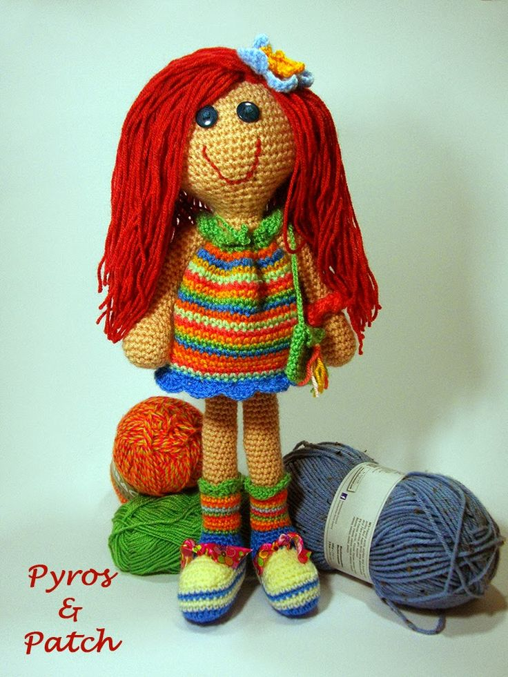 Patch ... doll...