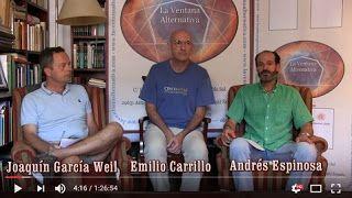 Yoga Sala Málaga: NUEVO VÍDEO: Entrevista a Emilio Carrillo con adel...