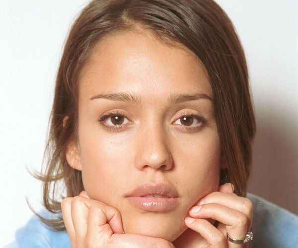 jessica alba no makeup - Google Search