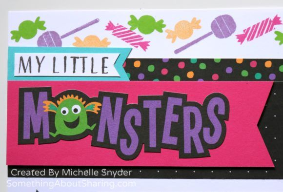 October Scrapbook Workshops and Workshop Kits – Jeepers Creepers
