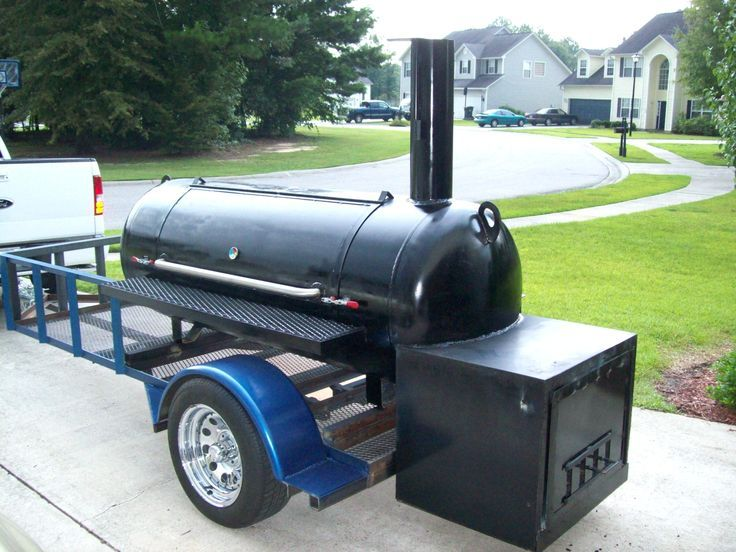 Smoker Box For Electric Grill Ivoiregion Bbq Pit Smoker Bbq Smoker Trailer Smoker Trailer