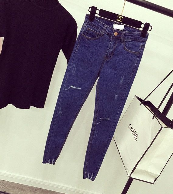 Jeans anzug damen gr 44