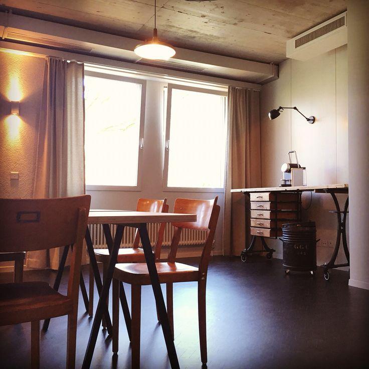 Meeting room, coffee corner, @ Hotel Alpenblick Bern