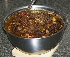Learn how to make mincemeat. this traditional mincemeat is made with meat. Great in pies or cookies. Boil meat for 2 hours or until tender and run through a food processor. Combine with other ingredients.