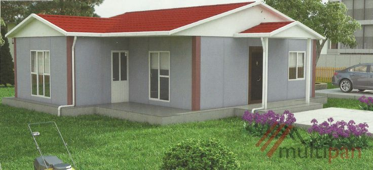MP5 77 Square Meters Separate Lounge / Kitchen 2 Bedrooms 1 Bathroom