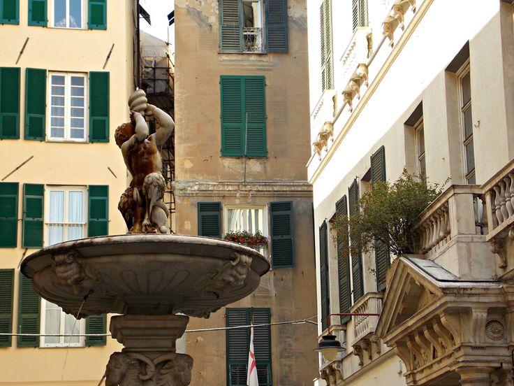La storia di Palazzo del Melograno e la sua profezia #Genova #LetteredalMondo