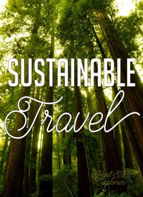 Sustainable travel is both a buzzword and an important effort to making your travel more environmentally and socioculturally friendly and low-impact.