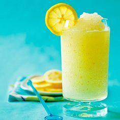 Como sobreviver à onda de calor: frozen limonada