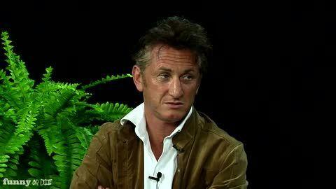 Between Two Ferns with Zach Galifianakis: Sean Penn (VIDEO)