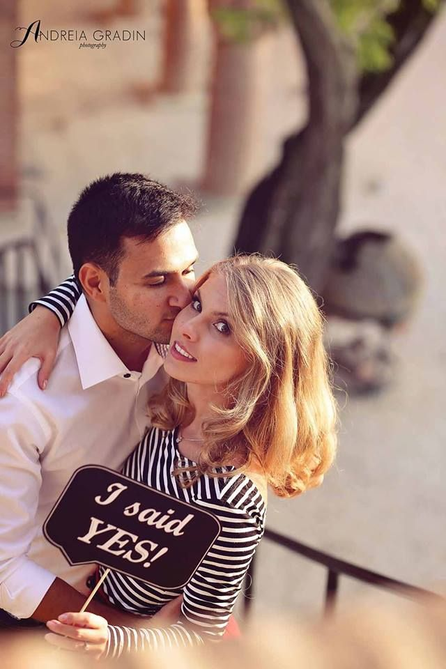 I said YES! - Engagement photography, fotografie logodna, sedinta foto logodna, fotografie creativa, fotograf Bacau, Andreia Gradin Photography