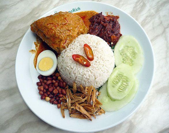 パラパラのライスが美味の秘密 マレーシアで百花繚乱のコメ料理 マレーシアごはん偏愛主義! CREA WEB(クレア ウェブ)