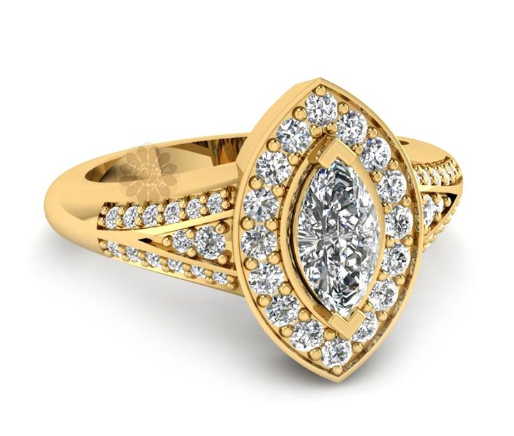 26 best Diamond And Gold Ring manufacturer images on Pinterest