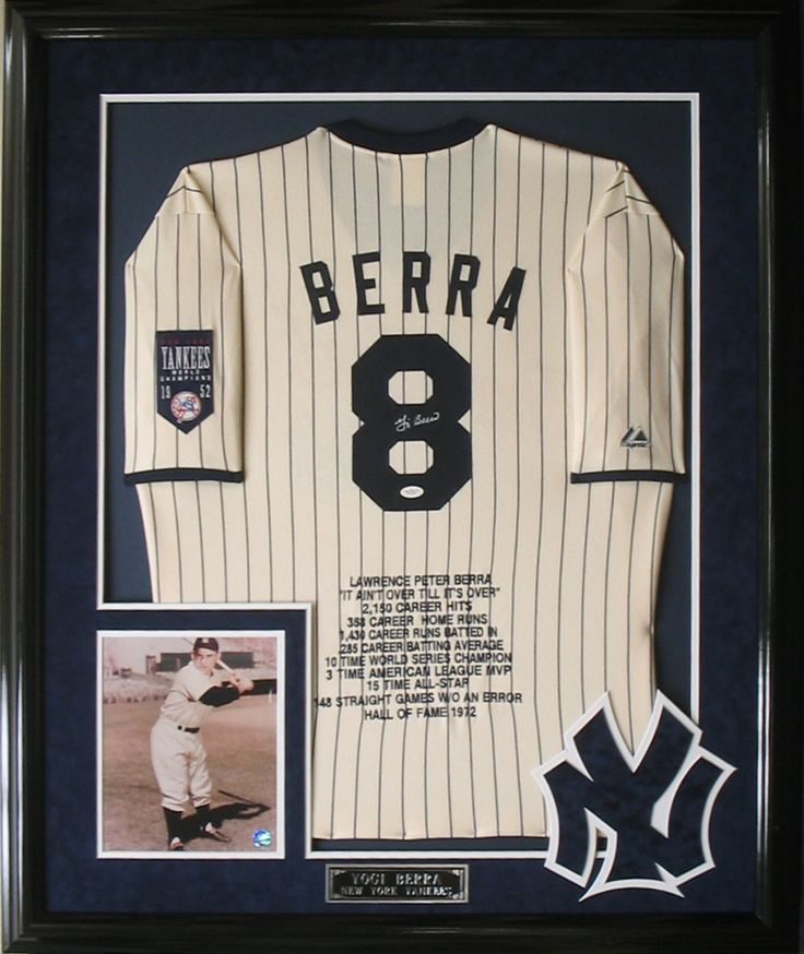 Yogi Berra. Catcher, coach, inspiration, hero.
