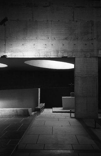 La Tourette. Le Corbusier