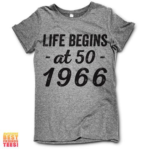 Life Begins At 50, 1966