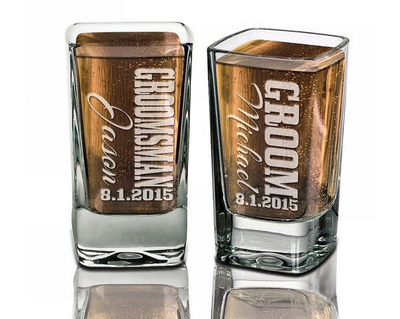 Hey, I found this really awesome Etsy listing at https://www.etsy.com/listing/246797344/groomsmen-gifts-wedding-shot-glasses