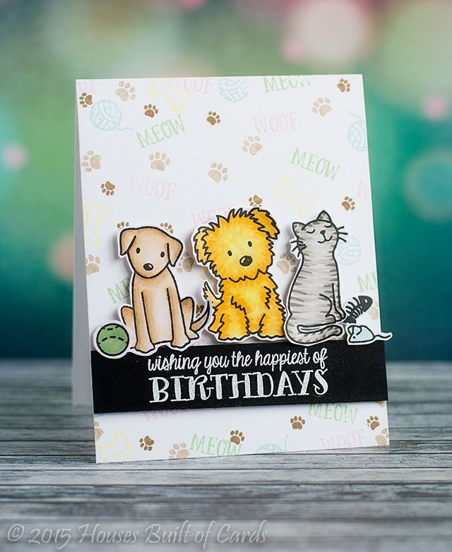 Houses Built of Cards: Blog Birthday Giveaway #3 - Avery Elle